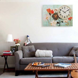 Часы в интерьере — стильные идеи применения часов в интерьере и обзор идеальных вариантов декора (110 фото)