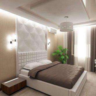 Декор спальни — оригинальные решения и примеры стильного оформления спальной комнаты (100 фото)
