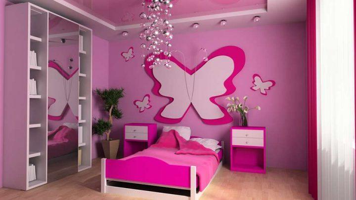 Детская комната для девочки — стильные оформления и лучшие идеи для девочек всех возрастов (125 фото)