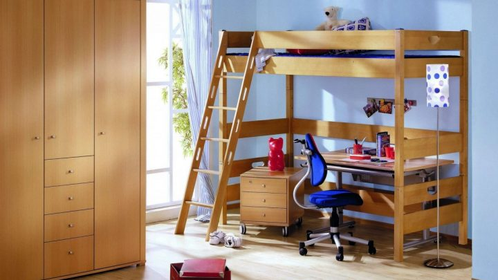 Детская комната для школьника — как обустроить функционально и стильно современное рабочее место школьника (95 фото)