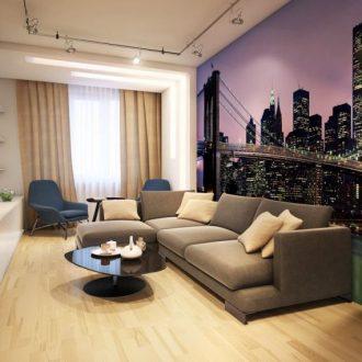 Дизайн гостиной — советы по выбору оформления и идей украшения современных красивых комнат (80 фото)