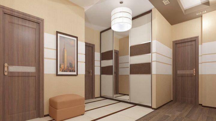 Дизайн прихожей — советы и рекомендации дизайнеров по оформлению коридоров, фойе и прихожих (125 фото)