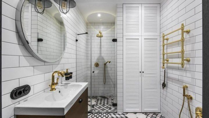Дизайн ванной — 145 фото идей оформления интерьера. Обзор актуальных трендов 2019 года и вариантов применения лучших материалов