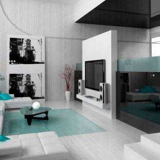 Идеи гостиной: советы по выбору современного интерьера и интересные варианты оформления (95 фото)