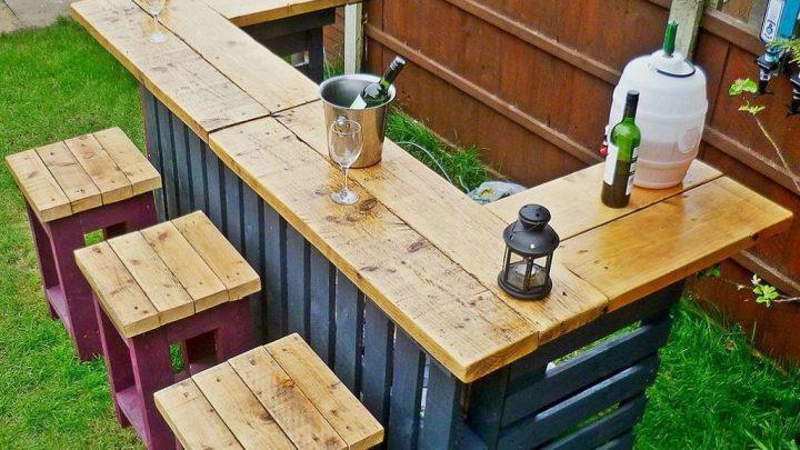 Идеи мебели для дачи — идеи и рекомендации по выбору лучшего садового интерьера (105 фото)