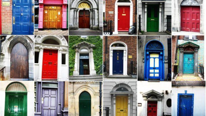 Идеи отделки дверей — как создать современный дизайн для межкомнатных и наружных дверей (100 фото)