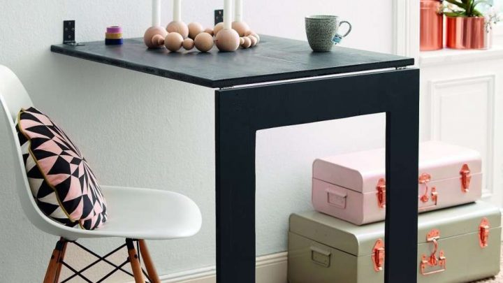 Как сделать складной стол — 120 фото идей как изготовить своими руками компактный стол
