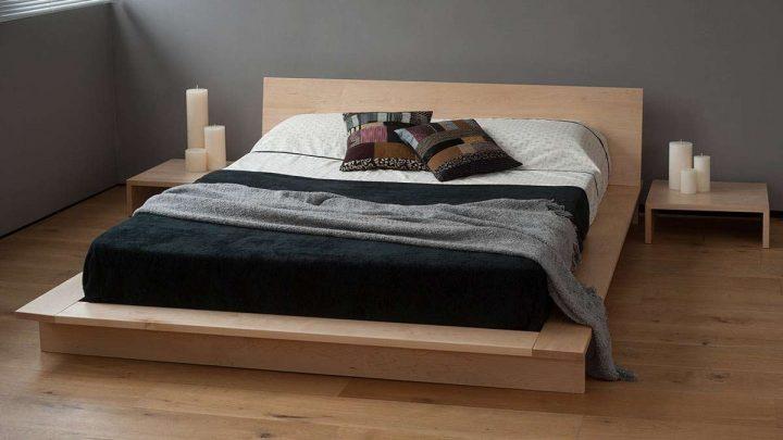 Кровать своими руками — пошаговый мастер-класс как и из чего можно сделать удобную кровать (115 фото)