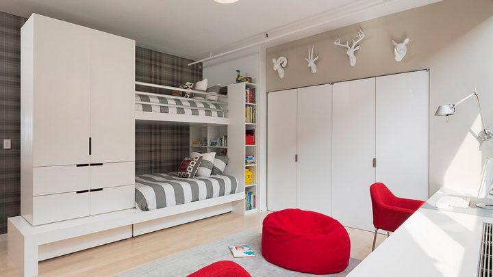 Кровать в детскую комнату — 125 фото и видео мастер-класс как выбрать безопасную и качественную кровать