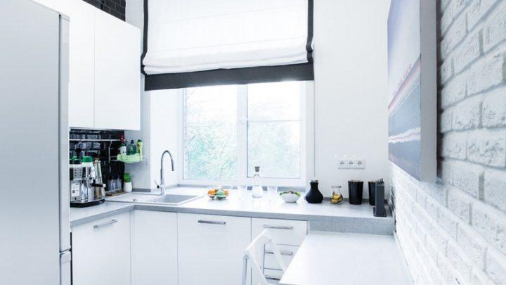 Кухня 6 кв. м. — 110 фото актуальных интерьеров для маленьких помещений и идеи по созданию уютных кухонь