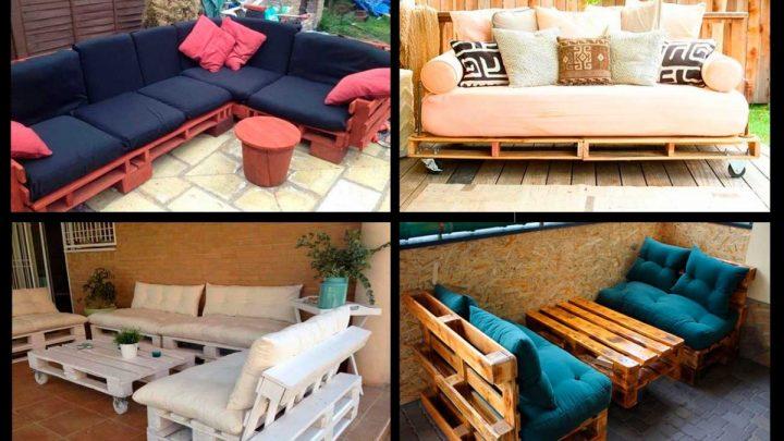 Мебель из поддонов своими руками — как сделать красивую и стильную мебель своими руками из подручных материалов (115 фото)