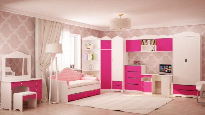 Мебель в детскую комнату — свежие идеи оформления и новинки дизайна мебели для детей (70 фото)