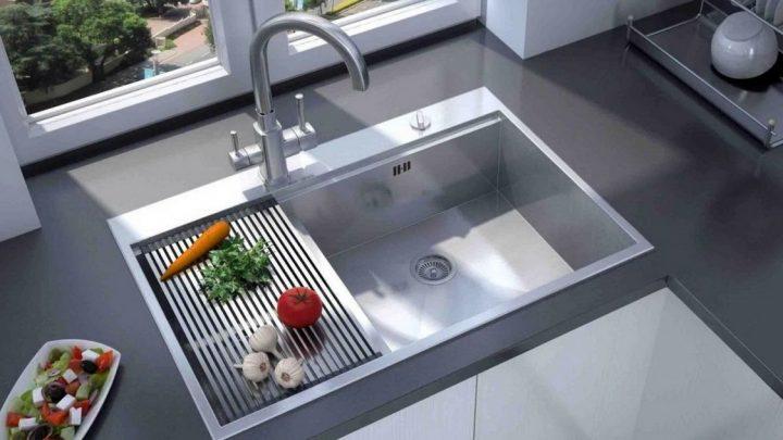 Мойка для кухни — 125 реальных фото лучших моделей и советы по выбору современных моек