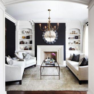 Небольшая гостиная — как оформить красиво интерьер. 120 фото дизайна 2019 года
