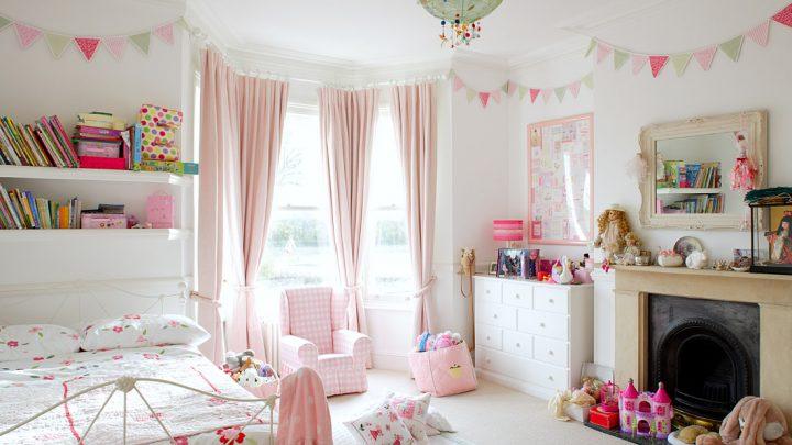 Окно в детской комнате — новинки оформления и декор детской комнаты на любой вкус (115 фото и видео)