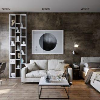 Отделка гостиной — современные идеи дизайна, красивые украшения и особенности проведения ремонта (90 фото)