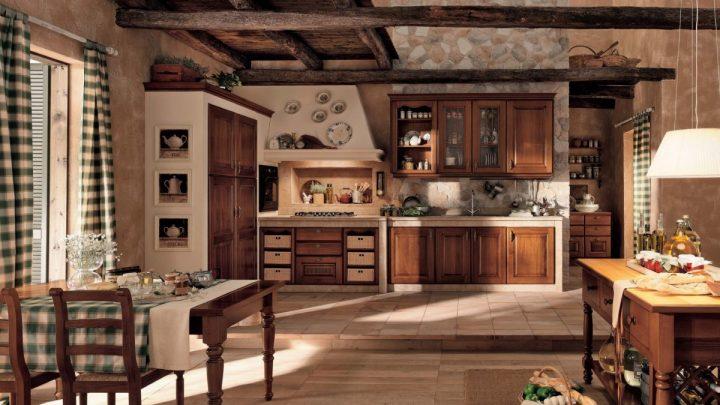 Отделка кухни: современные решения и советы по выбору лучших материалов и цветов (85 фото)