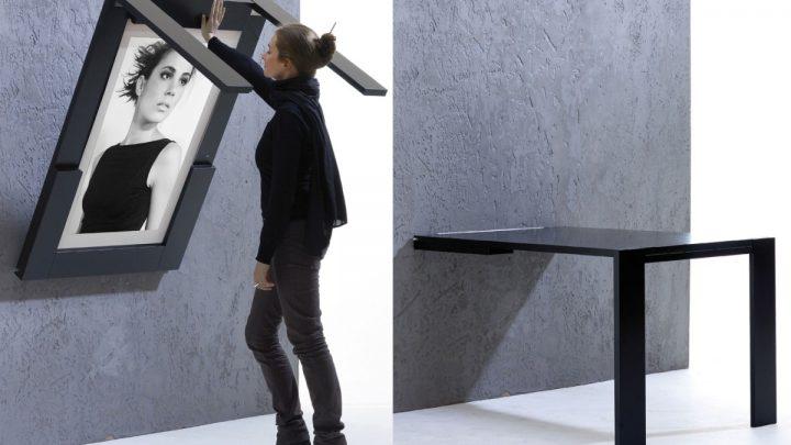 Откидной стол своими руками — оптимальные идеи дизайна, интересные проекты и эффективные решения для небольших комнат (125 фото)