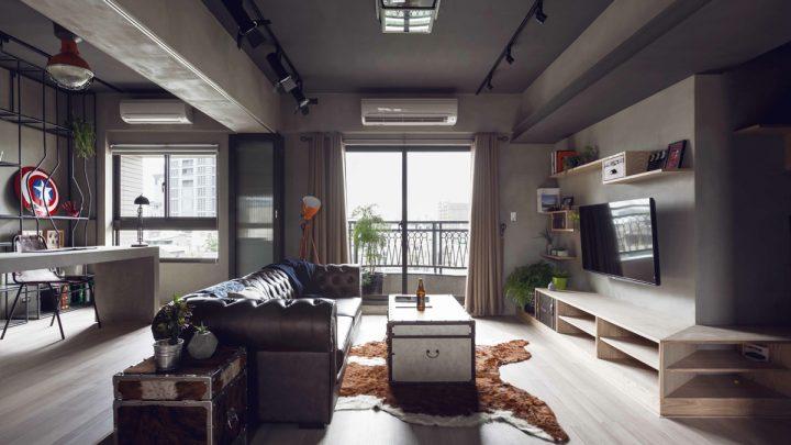 Планировка квартиры-студии: 125 фото примеров дизайна интерьера и особенности оформления студии