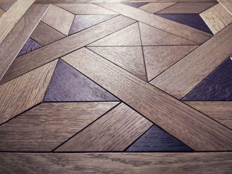 Комбинированный пол из ламината и плитки