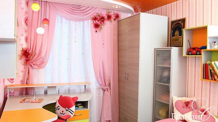 Шторы в детскую комнату — обзор лучших моделей 2019 года и советы дизайнеров по выбору цвета (140 фото + видео)