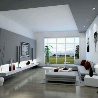 Современные гостиные — 105 фото красивого дизайна и варианты оформления интерьера в разных стилях