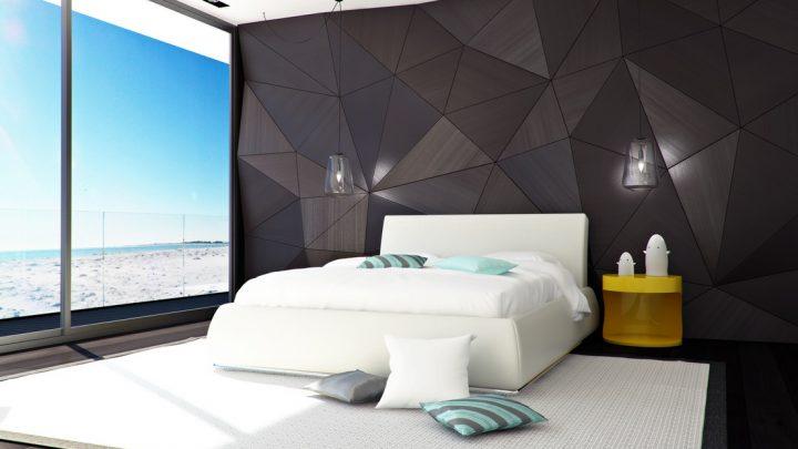 Современные спальни — тенденции оформления и варианты создания самого красивого дизайна (90 фото)