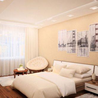 Спальня 18 кв. м. — 150 фото стильных идей и современных сочетаний цвета и форм в дизайне интерьера