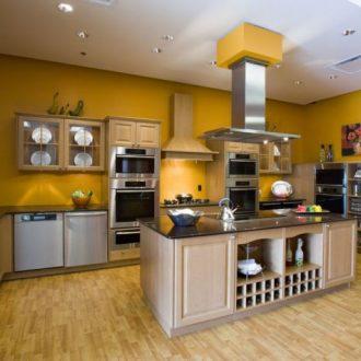 Стены в кухне: советы как выбрать стильную и качественную отделку для кухонных поверхностей (90 фото)