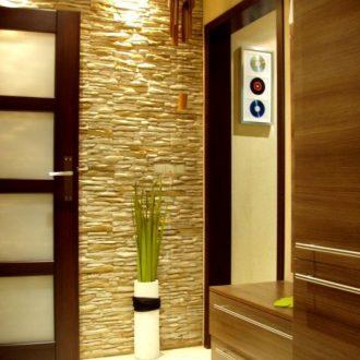 Стены в прихожей — лучшие идеи оформления современных оригинальных вариантов интерьера (115 фото)
