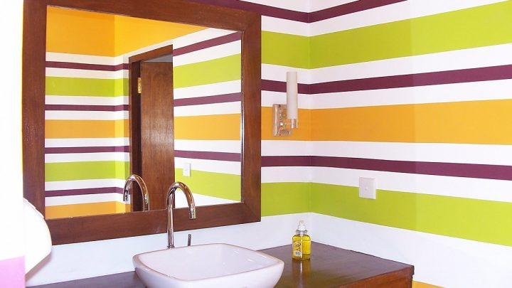 Стены в ванной — красивые идеи оформления и стильные варианты дизайна ванной комнаты (90 фото + видео)