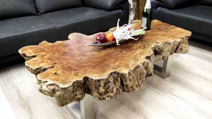 Стол из спила дерева своими руками — стильные и оригинальные идеи создания столов и идеи по выбору их дизайна (140 фото)