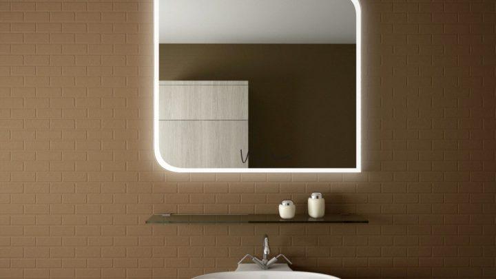Зеркало в ванную — идеи, правила и особенности применения в современном дизайне интерьера (140 фото)