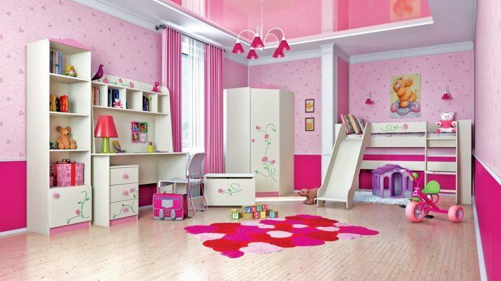 Зоны в детской комнате — основные ошибки при оформлении, советы дизайнеров и актуальные решения