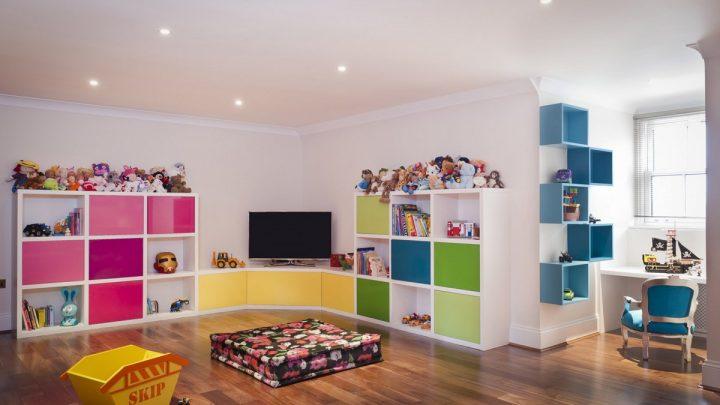 Пол в детской комнате — советы дизайнеров и 145 фото лучших идей стильного оформления детской