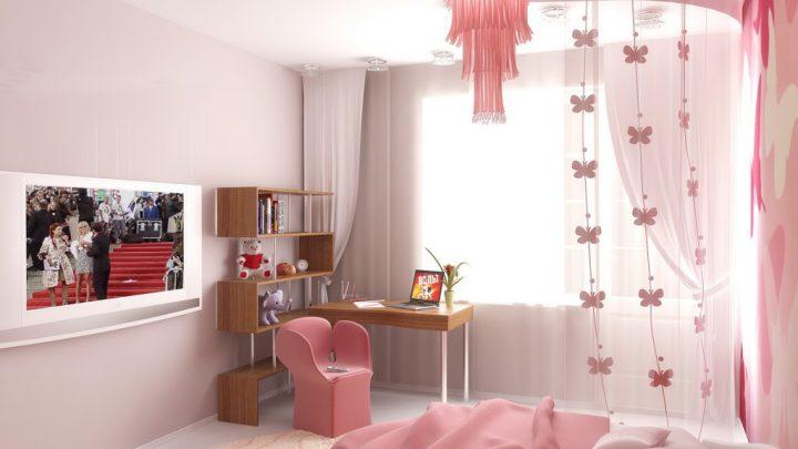 Дизайн детской комнаты — 155 фото идей оформления, обзор лучших проектов и стильных сочетаний